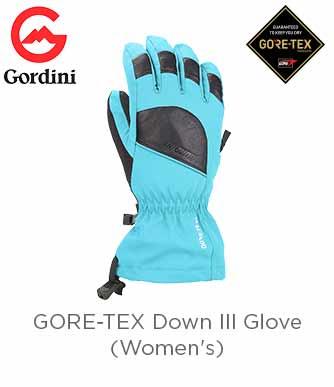 Gordini GORE-TEX Down III Glove