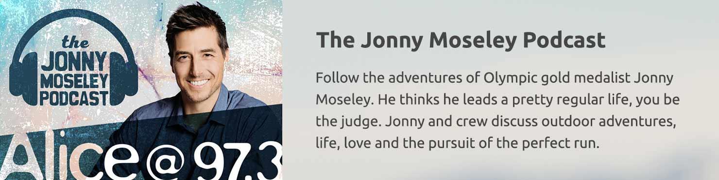 The Jonny Moseley Podcast