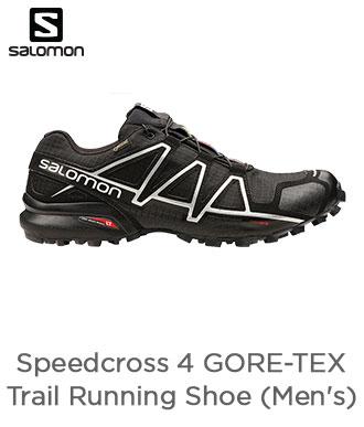Speedcross 4 GORE-TEX Trail Running Shoe