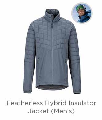 RMarmot Featherless Hybrid Insulator Jacket