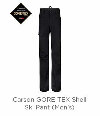 Marmot Carson GORE-TEX Shell Ski Pant