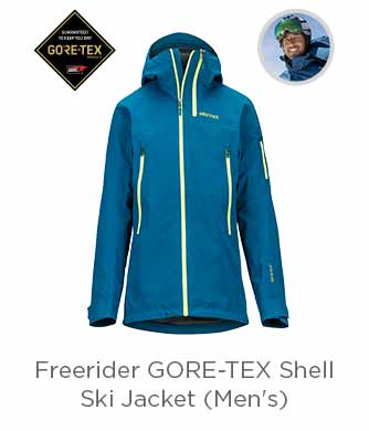 Marmot Freerider GORE-TEX Shell Ski Jacket