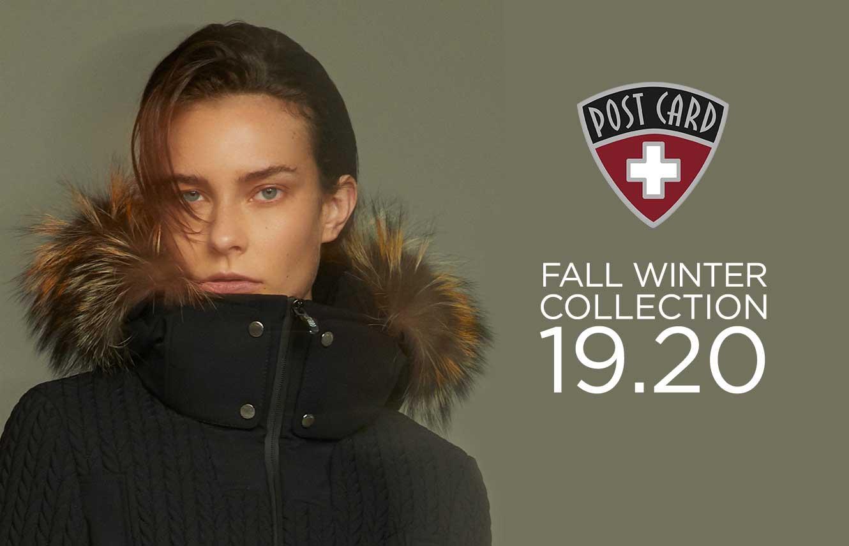 Post Card: Fall/Winter 2019-20