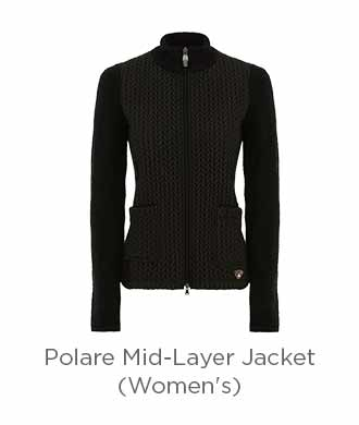 Post Card Polare Mid-Layer Jacket