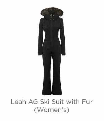 Post Card Leah AG Ski Suit with Fur